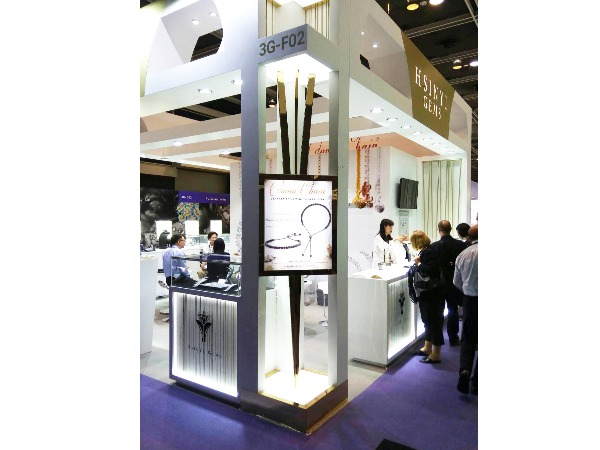 HONG KONG JEWELLERY SHOW   28 FEB - 4 MAR 2019