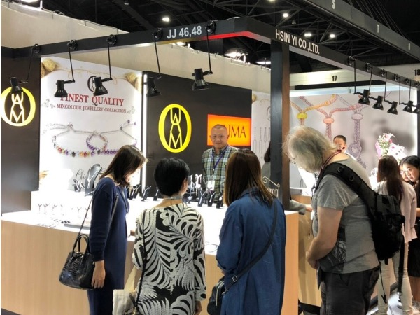 BANGKOK GEMS & JEWELRY FAIR 2019