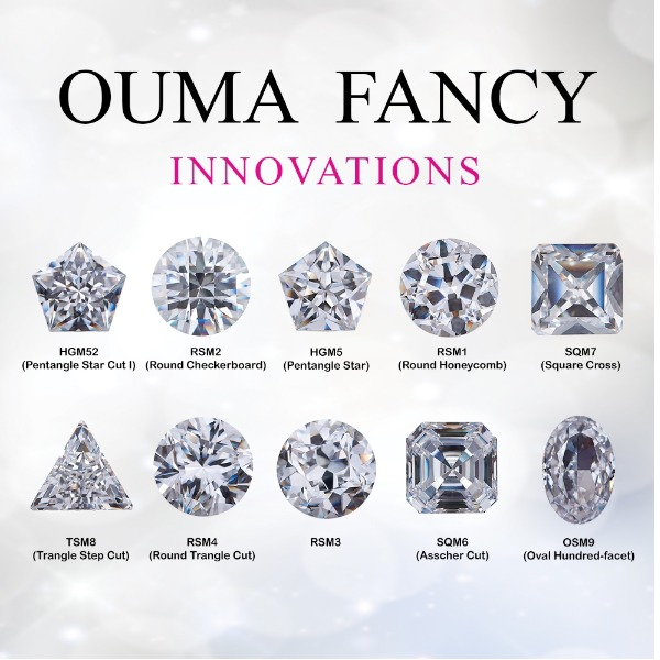 新發表 ~ OUMA FANCY CUT